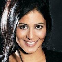 Zora Suleman twitter profile