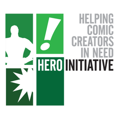 The Hero Initiative (@heroinitiative) Twitter profile photo