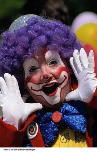 клоунский нос фото
