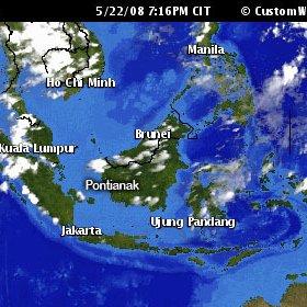 Info Cuaca Hari Ini