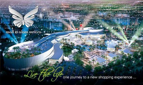 Mall alam sutera malalamsutera twitter mall alam sutera altavistaventures Images