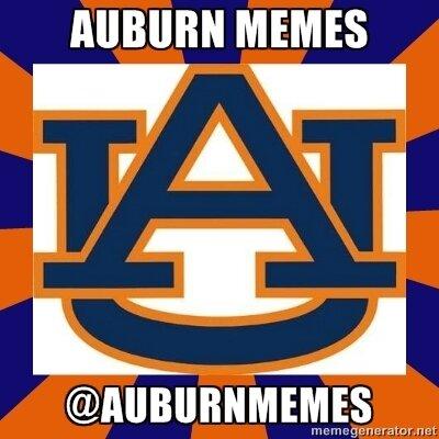 Meme alabama auburn beats