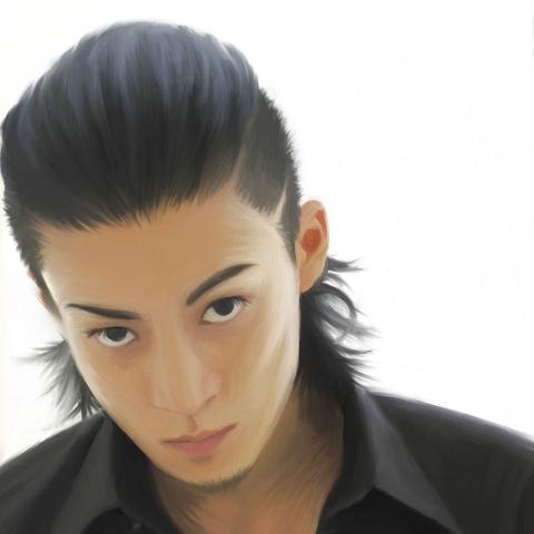 crows zero serizawa hairstyle