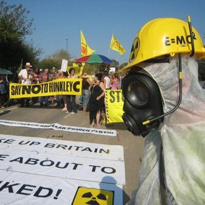 Stop Nuclear Power | Social Profile