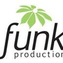 Funk logo flower reasonably small