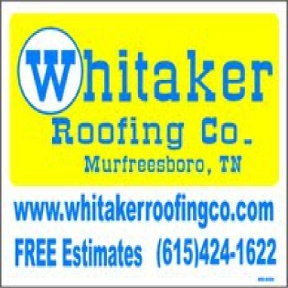 Whitaker Roofing Co. (@WhitakerRoofs) | Twitter