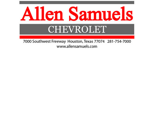 allen samuels chevy ashfb twitter. Cars Review. Best American Auto & Cars Review