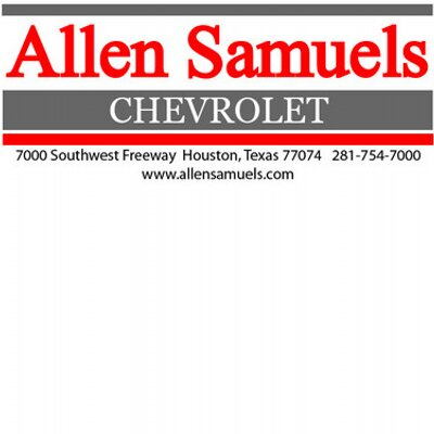 Beautiful Allen Samuels Chevy