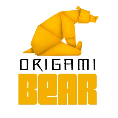 Origami Bear Instructions | 400x400
