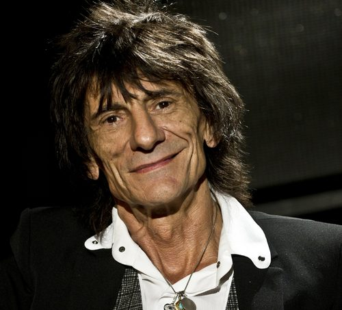 The Ronnie Wood Show Social Profile