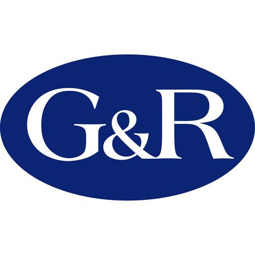 G&R G R Logo