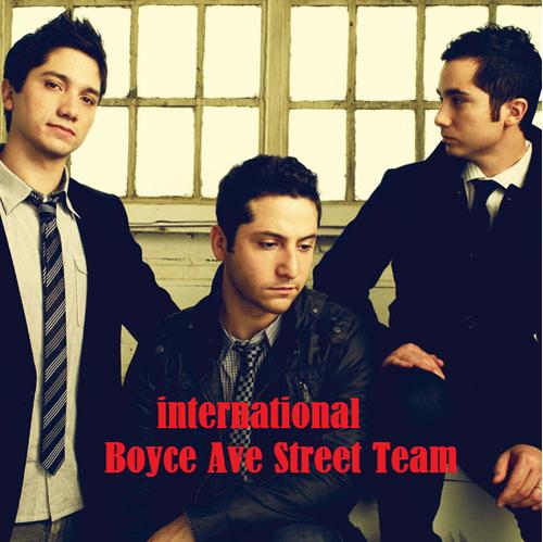 BoyceAve Street Team (@BoyceStreetteam)