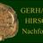 Gerhard Hirsch