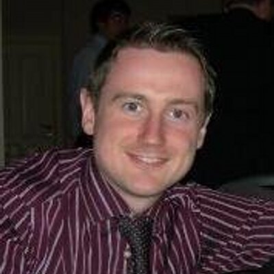 John Geoghegan on Muck Rack