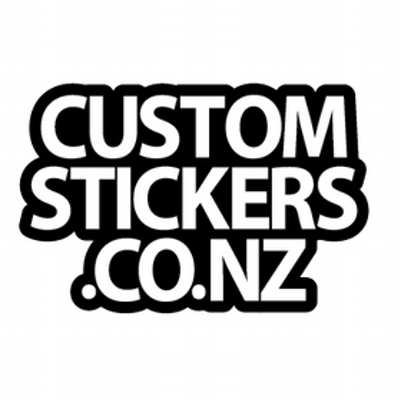 Customstickers co nz