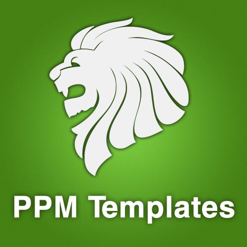 ppm templates ppmtemplates twitter. Black Bedroom Furniture Sets. Home Design Ideas
