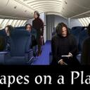 Severus Snape (@Snapesonaplane) Twitter