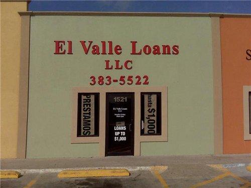 El Valle Loans