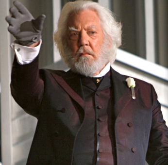 Ruler Of The Capitol: President Snow - The Hunger Games