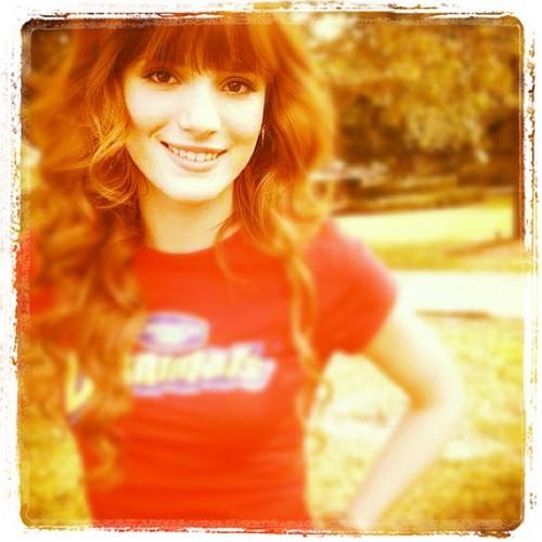 bella thorne fan page