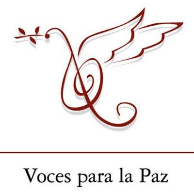"""Resultado de imagen de voces por la paz"""""""