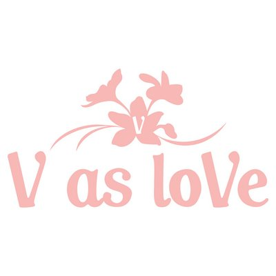 v logo love - photo #24