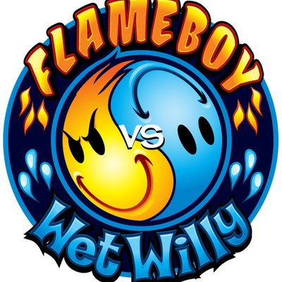 Flameboy and wet willy