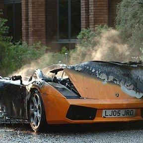 Super Car Wrecks Superwrecks Twitter