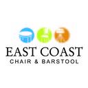 East coast chair and barstool logo reasonably small