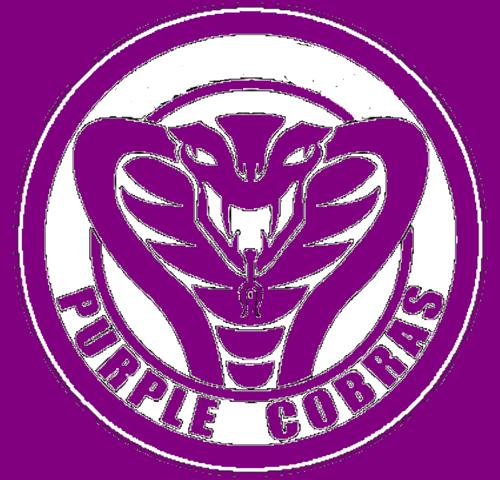 Purple Cobras Purple c...