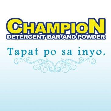 Champion Detergent Statistics on Twitter followers | Socialbakers