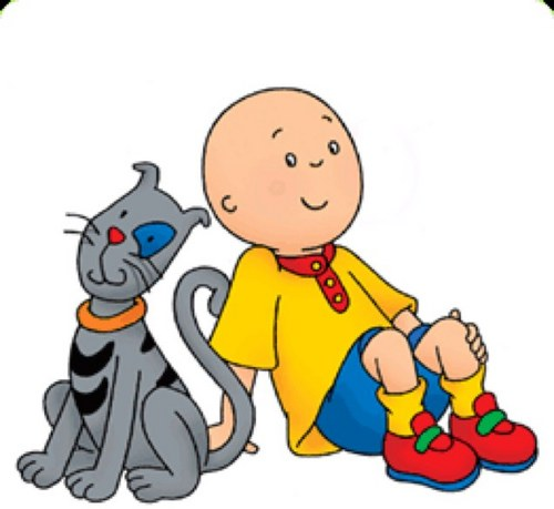 Caillou Gangster