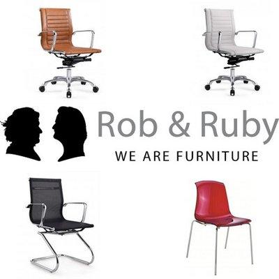 Rob En Ruby Bureaustoel.Rob Ruby Robandruby Twitter