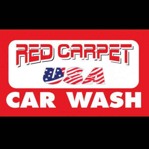 Red Carpet Wash / Actual Coupons