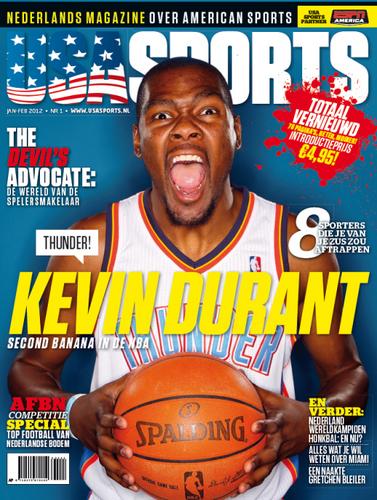 sports magazine usa