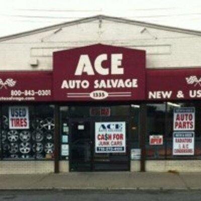 Ace Auto Salvage >> Ace Auto Salvage Aceautosalvage1 Twitter