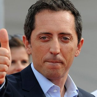 Gad Elmaleh wears  (Suit )