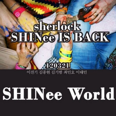 SHINee World | Social Profile