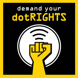 dotRights Campaign Social Profile