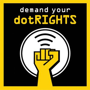 dotRights Campaign | Social Profile