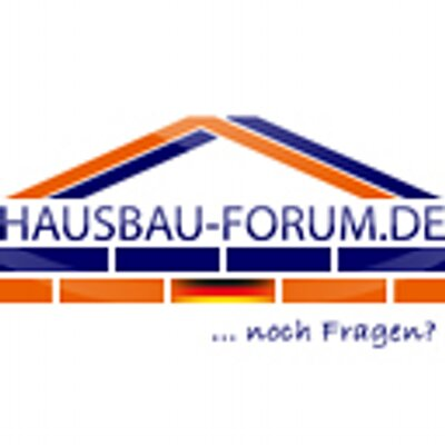 Hausbau forum de hausbauforum de twitter for Hausbau forum