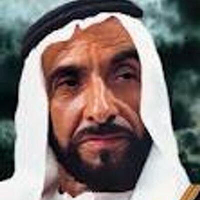 الشيخ زايد آل نهيان Zayed Alnahyan Twitter