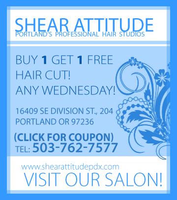 Shear attitude salon shearattitude twitter for A new attitude salon