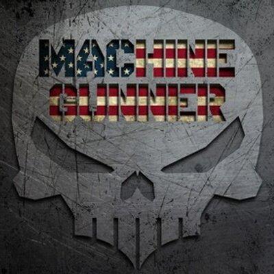 machine gunner