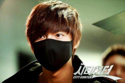 City Hunter Fanpage Social Profile