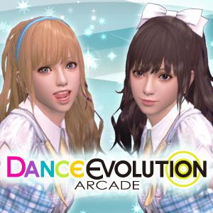 DanceEvolution staff