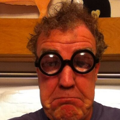 Twitter profile picture for Jeremy Clarkson