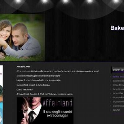 video gratis gay italiani bakeka inc milano