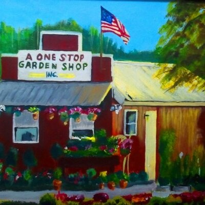 One Stop Garden Shop