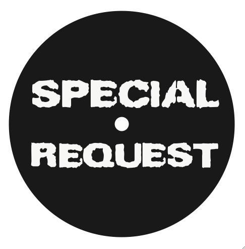 Special Request Special Request Twitter